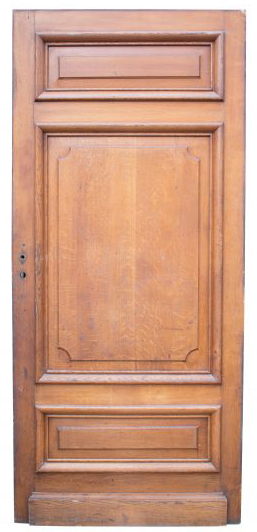 A Reclaimed Oak Internal Door