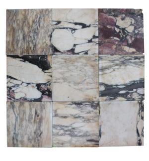 Antique Breccia Marble Floor Tiles 12 M2
