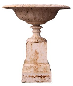 A Large Antique Centerpiece Tazza