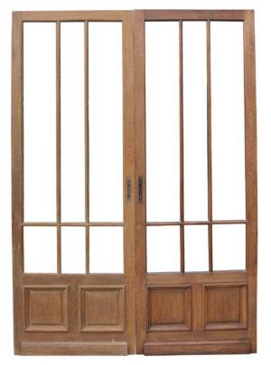 A Set of Antique Double Doors