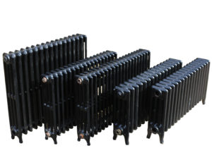 11 Reclaimed Antique Cast Iron Radiators