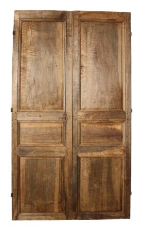 A Set of 18th Century Double Doors