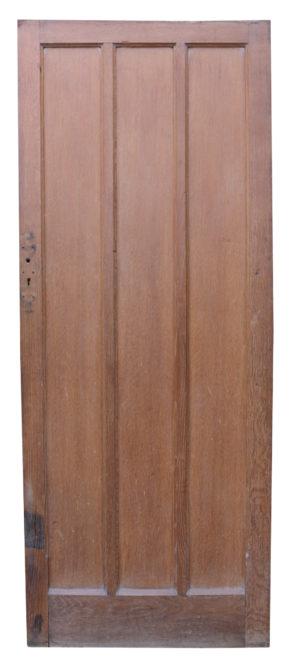 A Reclaimed Oak Exterior Door