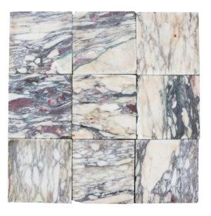 Antique Breccia Marble Floor Tiles 3.28 M2