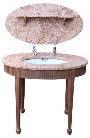 An Antique Marble Sink / Basin