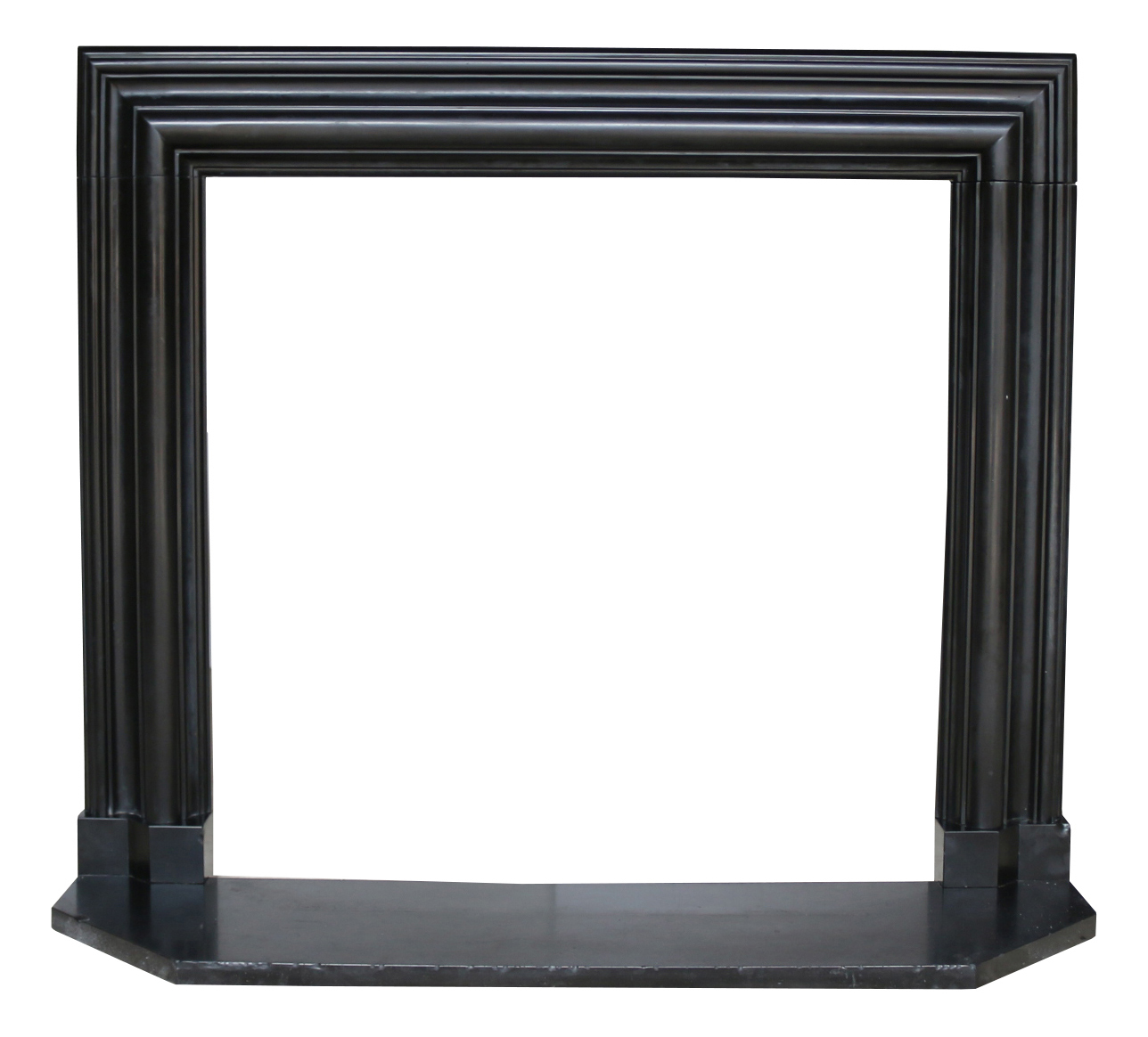 An Antique Bolection Marble Fire Surround Uk Heritage