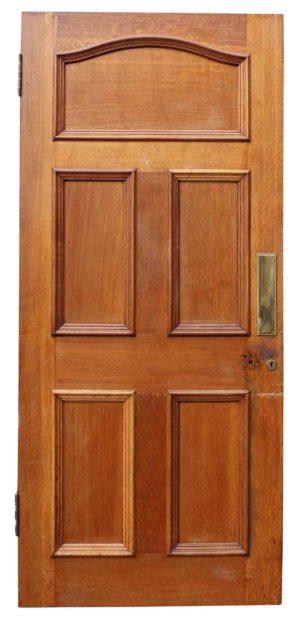 A Set of Antique English Oak Doors (55 available)