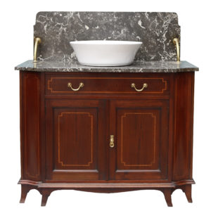 An Edwardian Style Reclaimed Washstand