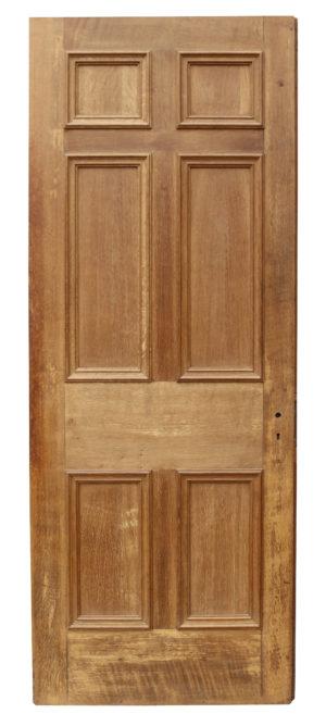A Reclaimed Solid Oak Front Door