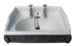 An Antique Shanks Wash Basin