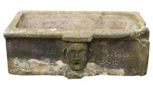 An 18th Century York Stone Cistern or Trough