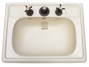 Rare Antique Shanks 'Imperial' Basin / Sink