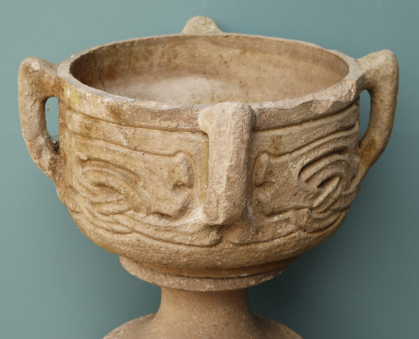 Archibald Knox for Liberty's Celtic Style 'Beowulf' Planter