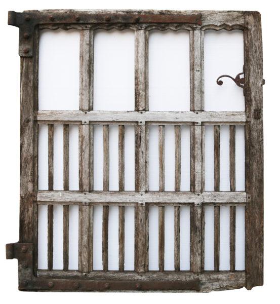 Reclaimed Oak Garden Gate