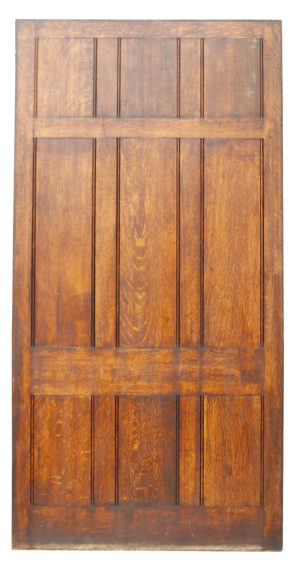 Oversized Solid Oak Doors (3 Available)
